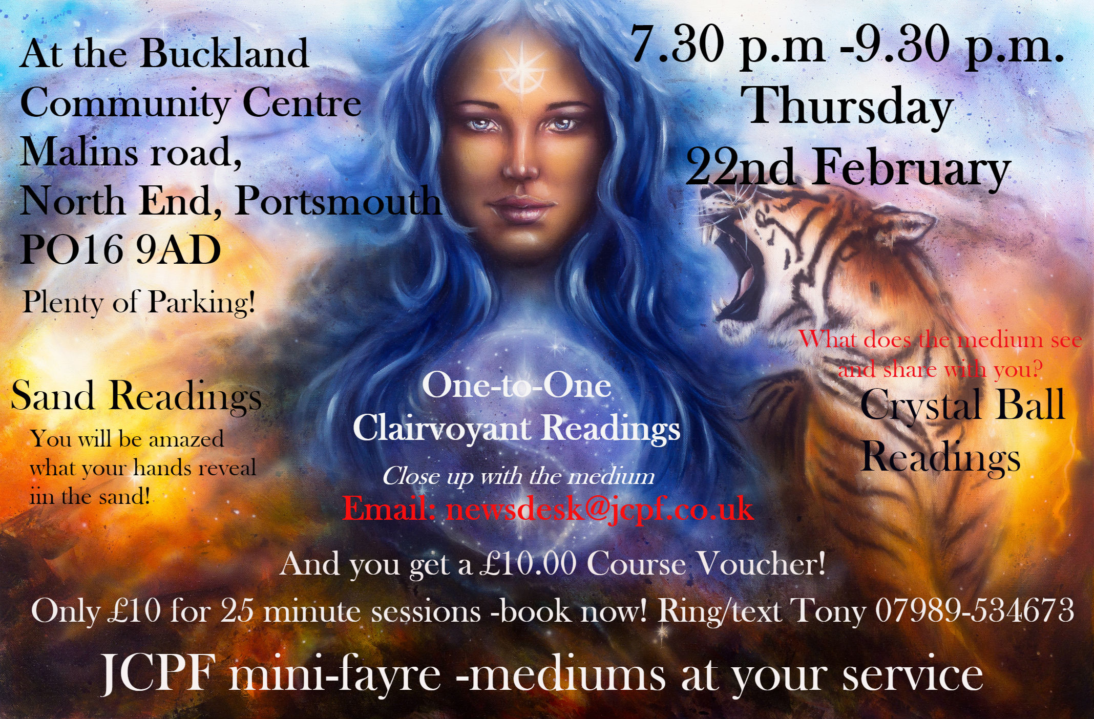One to One Clairvoyant Readings